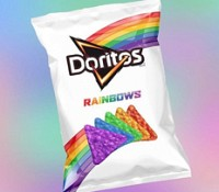 Fat Girl Diaries: Craving #1 - Doritos Rainbows Cheat Meal, or Nah?