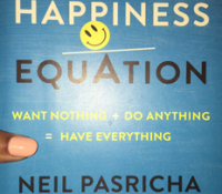 #Books: Happiness Equation, Neil Pasricha
