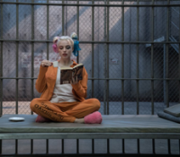 #Movies: Suicide Squad's Harley Quinn & The Joker