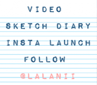 #Vlog: Jump In The Water + My Video Sketch Diary Has Launched!