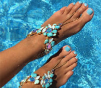 Fashion: Must Have Err, Accessories, Sorta! + Toe Jewelry