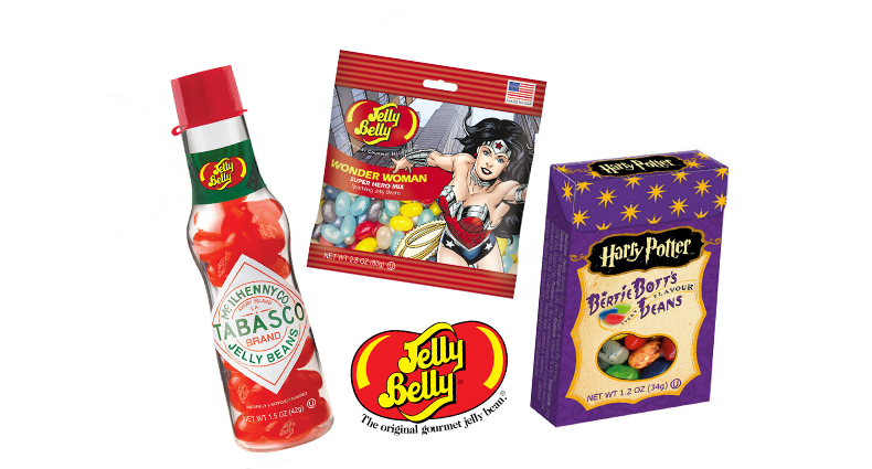 Fat Girl Diaries: If I Were A Jelly Belly, I'd Be Wonder Woman Flavored