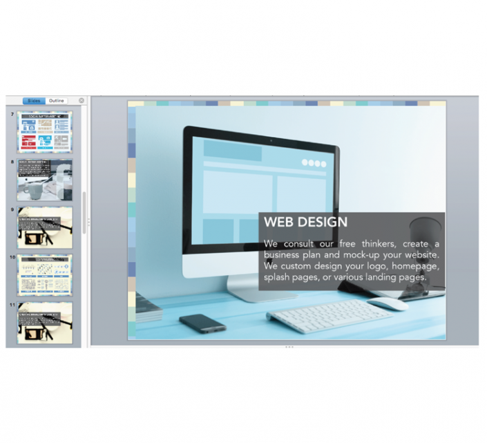 Powerpoint Presentation Content Creator