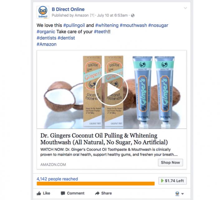 PPC Facebook Ads
