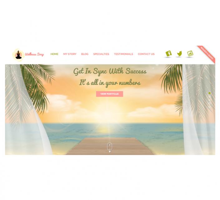 Website Production, Copy & Design